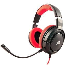 CORSAIR HS35 Stereo Red