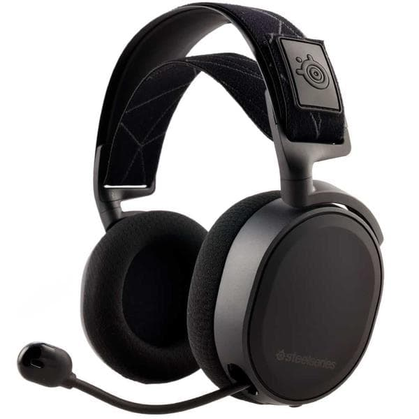 Наушники SteelSeries Arctis 7 Black 2019 Edition
