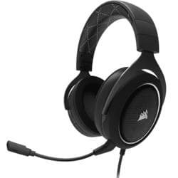 CORSAIR HS60 SURROUND Gaming Headset White